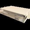 fiber optic interconnect rack mount from century fiber opticenclsoure