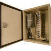 Century Fiber Optic Outside Plant cabinet by Century Fiber Optic