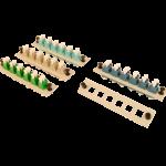century fiber optics Adapter-Plates-C11014