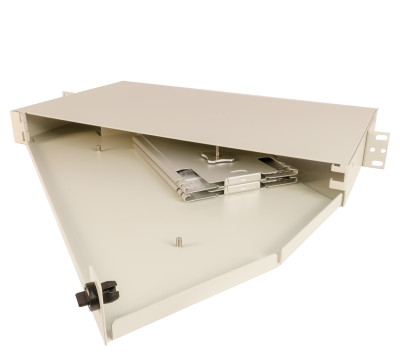 1U Rack mount enclosure FISR-12 Splice