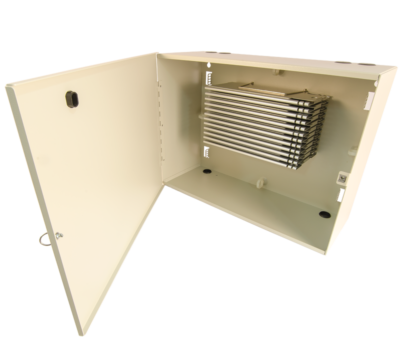 Century fiber optic fso-144 wall mount enclosure