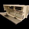 century fiber optic fts-700 4U rack mount enclosure